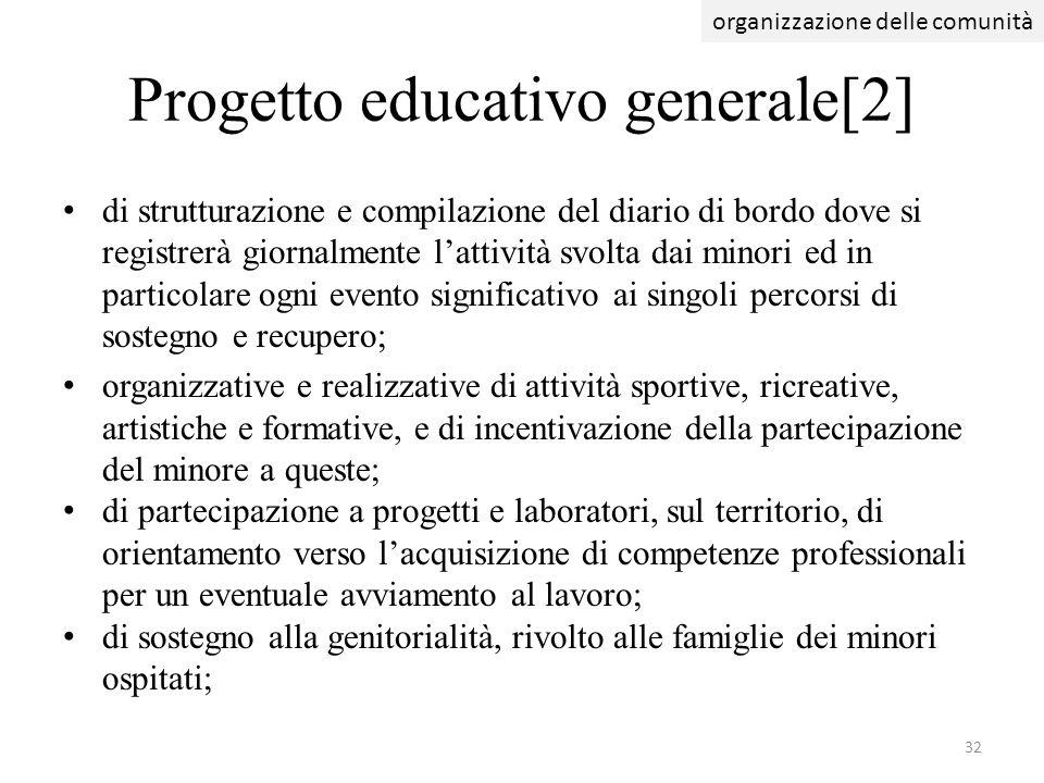 Progetto educativo generale[2]